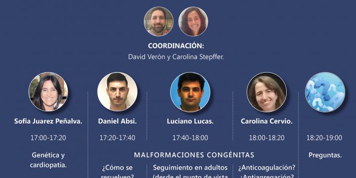 2° Reunión Científica: ¨Hemostasia en Cardiopatía Estructural¨. Parte I