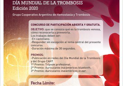 Concurso Spot Publicitario ¨Día Mundial de la Trombosis¨