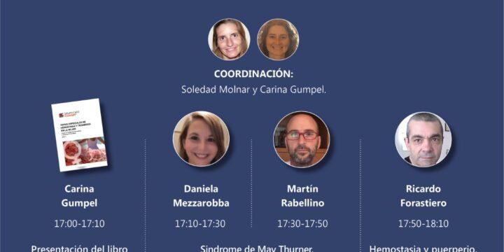 1º Reunión Científica 2021: ¨Temas especiales de Trombosis en la Mujer¨