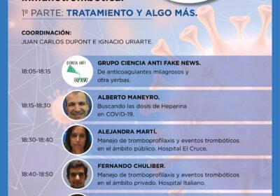 Webinar: 28 de julio 2021. 18hs. (Buenos Aires)